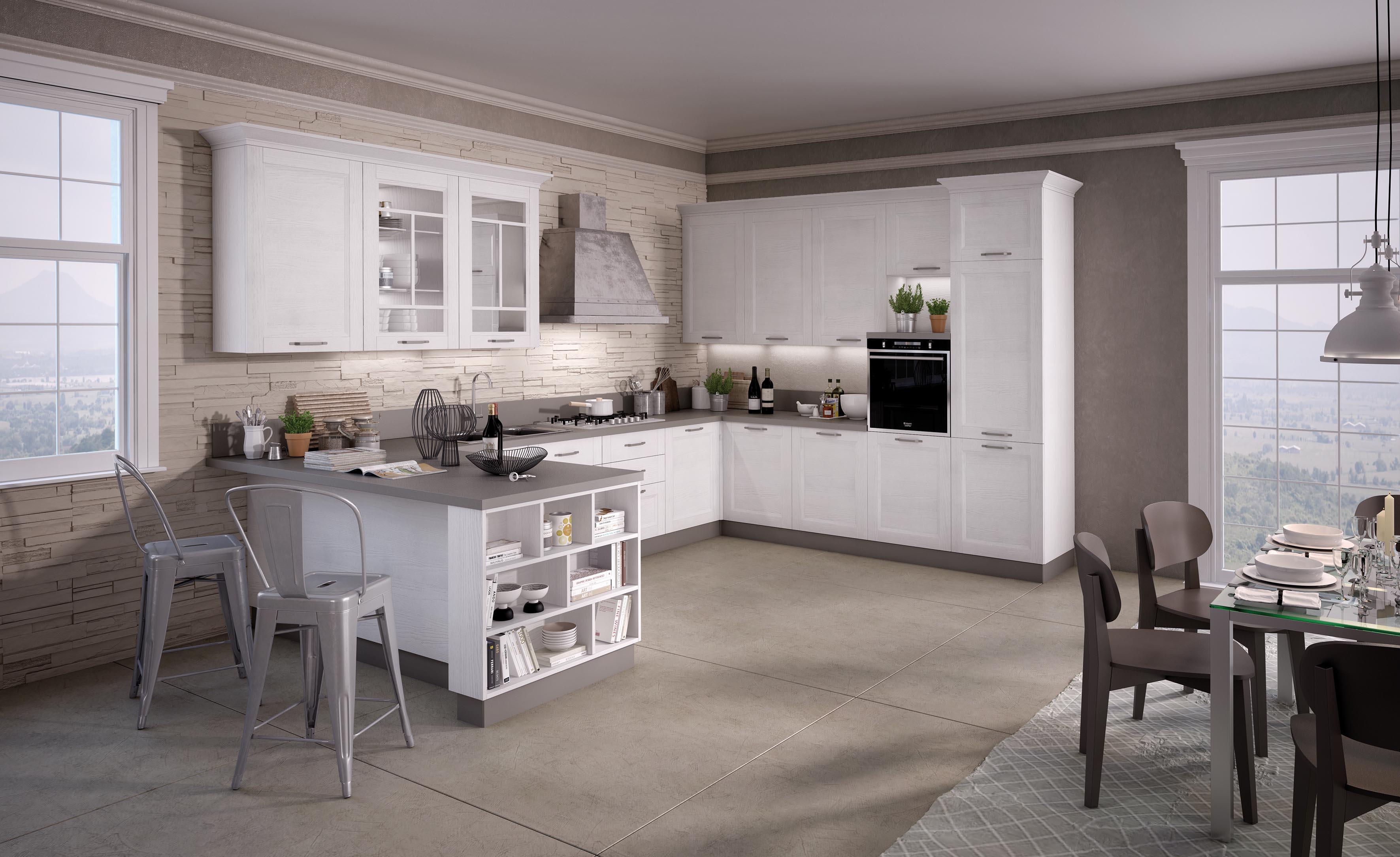 Mobili Per La Cucina: La cucina nellu armadio cose di casa.