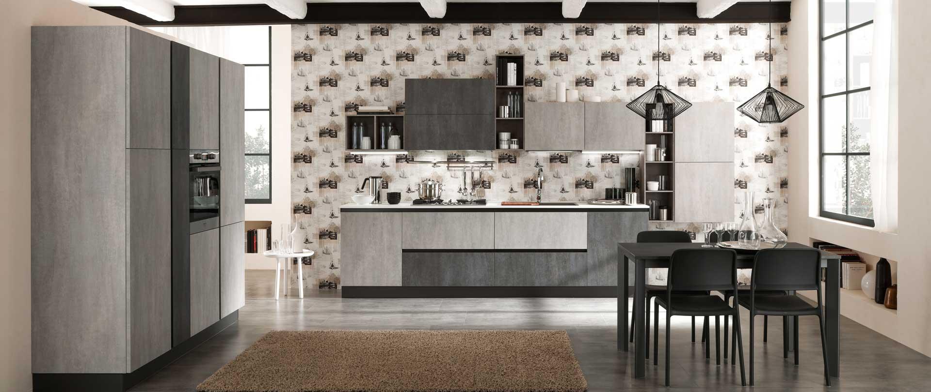 cucina zen mobilturi | tutto mobili, arredamento camere cucine ... - Arredamento Zen Roma
