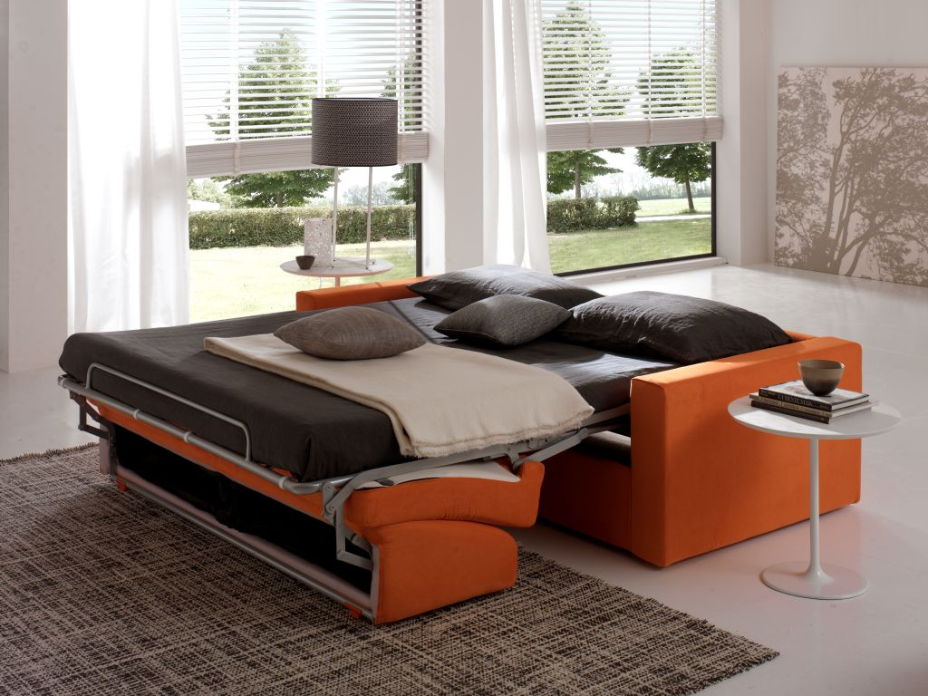 Divano letto trasformabile tutto mobili arredamento - Divano letto hotel ...