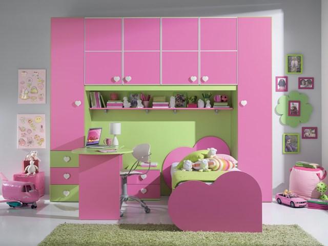 Camera ponte barby tutto mobili arredamento camere for Tomassi arredamenti