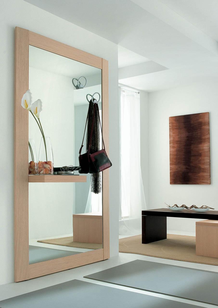 Ingresso Moderno Con Specchio Gigante E Appendiabiti Jessica U20ac 590.00 |  Tutto Mobili, Arredamento Camere Cucine Ufficio Roma