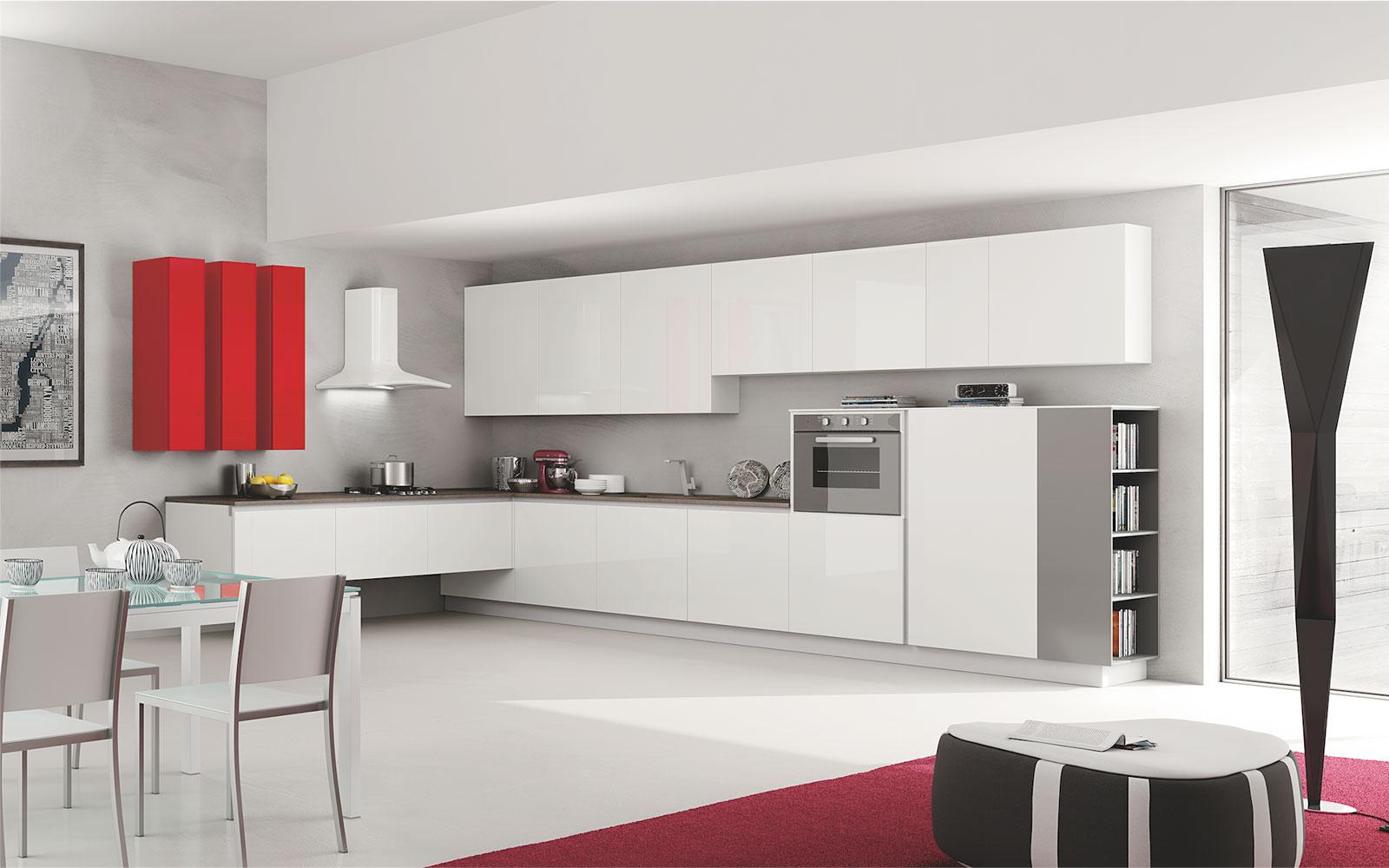 Cucina oceano tutto mobili arredamento camere cucine ufficio roma - Cucina oceano mobilturi prezzi ...