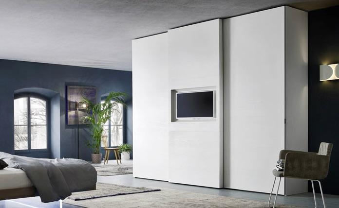 Armadio tv tutto mobili arredamento camere cucine - Armadio con vano porta tv ...