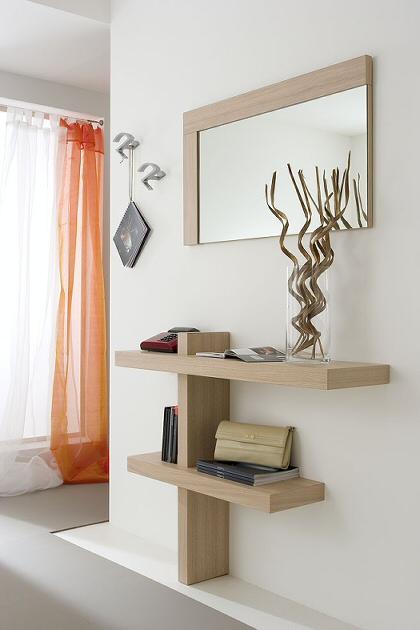 Soffitti in legno sbiancati design casa creativa e - Mobili ingresso roma ...