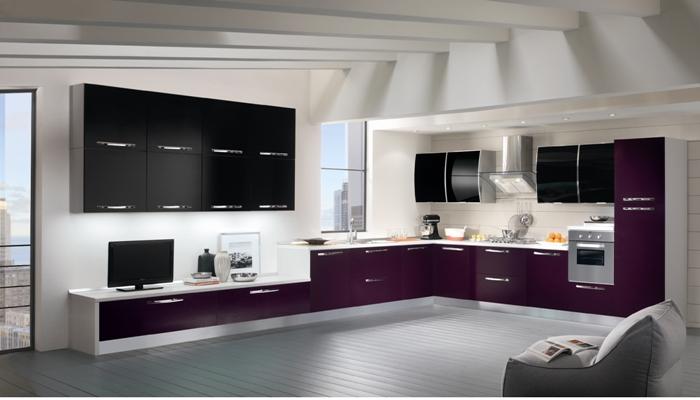 Cucine - Cucine Moderne - cucina moderna Kira  Tutto ...