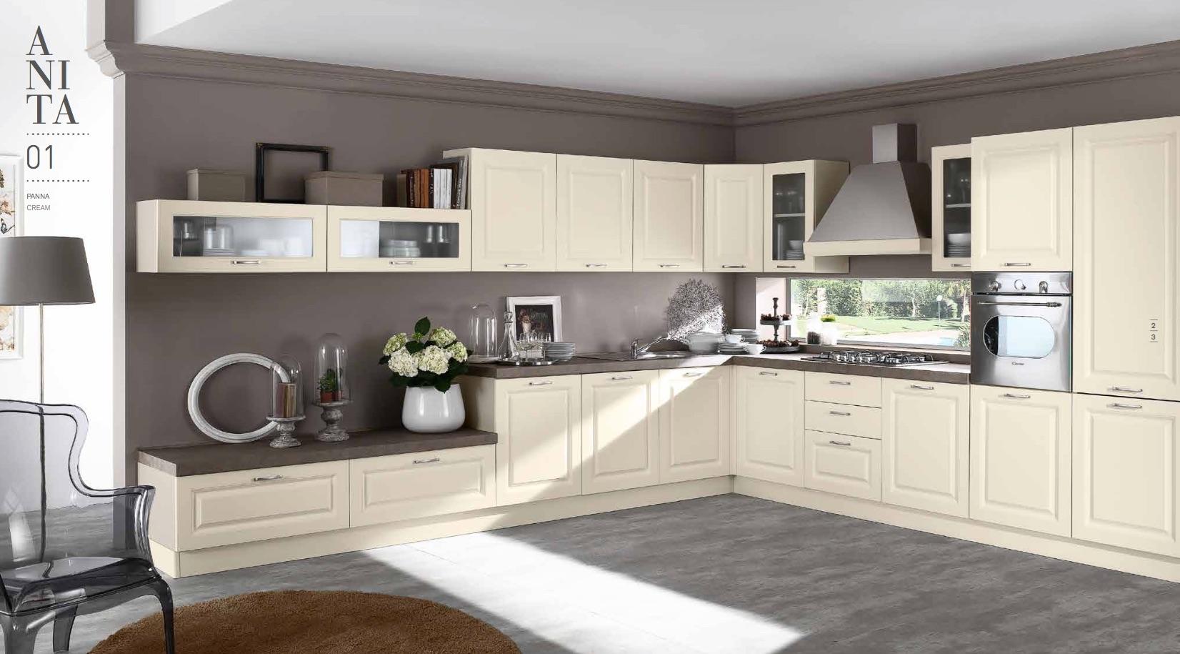 cucina anita | tutto mobili, arredamento camere cucine ufficio roma - Tutto Cucina