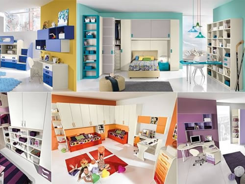 Saldi di gioia camerette per bambini tutto mobili for Sconti mobili roma