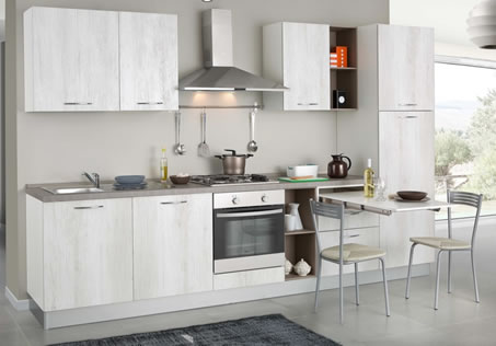Cucina moderna promozione tutto mobili cucine moderne a for Cucina moderna 330