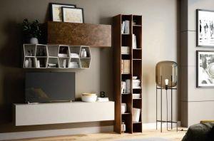 Soggiorno Living Moderno Giessegi - Comp.534 € 1080.00 | Tutto ...