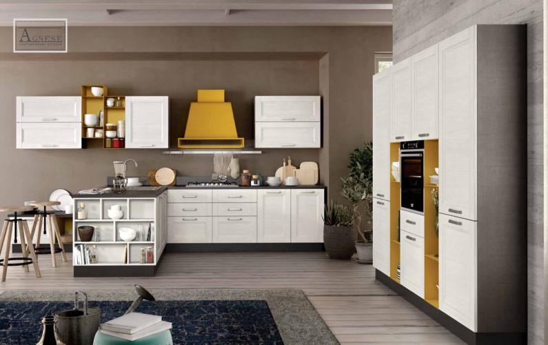 Mobili Singoli Per Cucina.Cucina Landini Ginevra 3740 00 Tutto Mobili Arredamento Camere