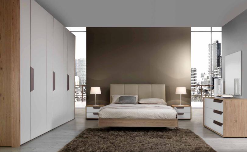 Camera moderna imab group cloe tutto mobili arredamento camere cucine ufficio roma - Camere da letto matrimoniali usate roma ...