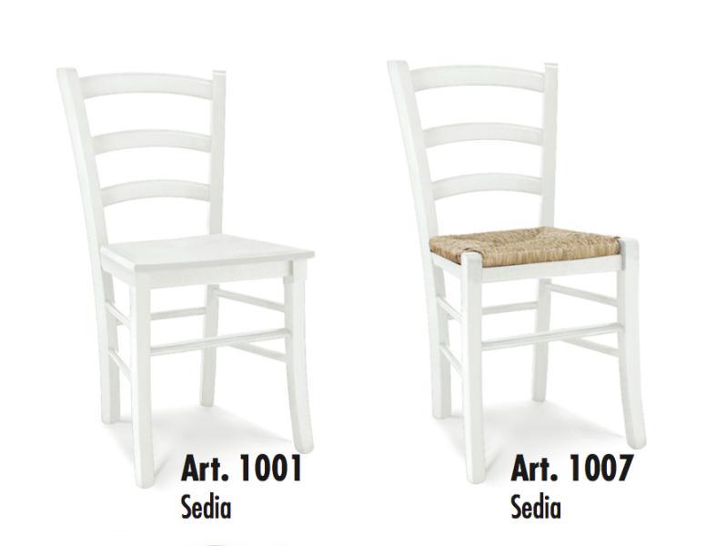 Sedie classiche tutto mobili arredamento camere cucine for Outlet sedie roma