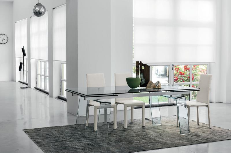 Tavoli moderni tutto mobili arredamento camere cucine ufficio roma - Specchi brico center ...