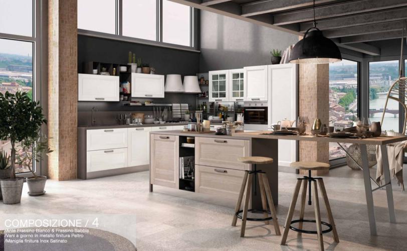 Cucina landini agnese tutto mobili for Landini cucine ginevra