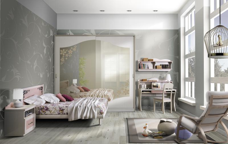 camerette classiche tutto mobili arredamento camere