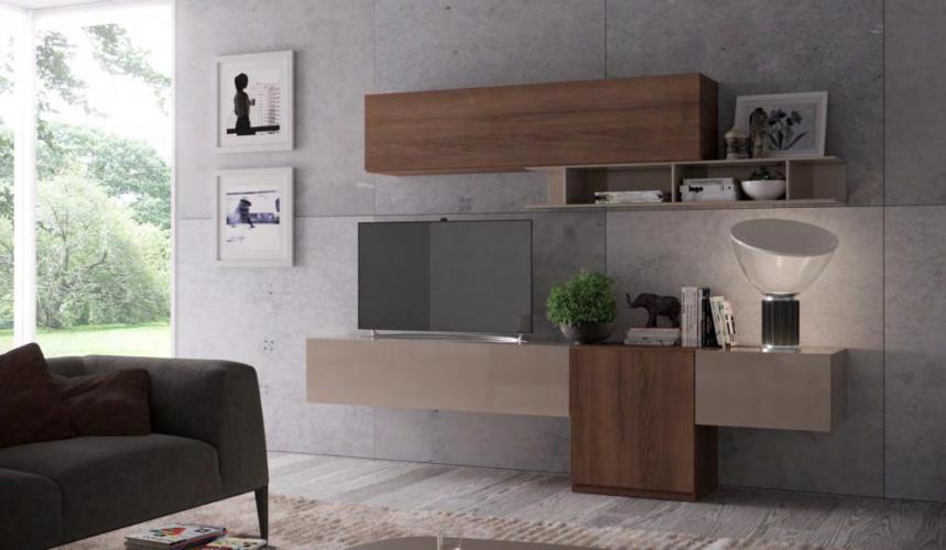 Soggiorno Living Moderno Giessegi - Comp.522 € 840.00   Tutto Mobili ...