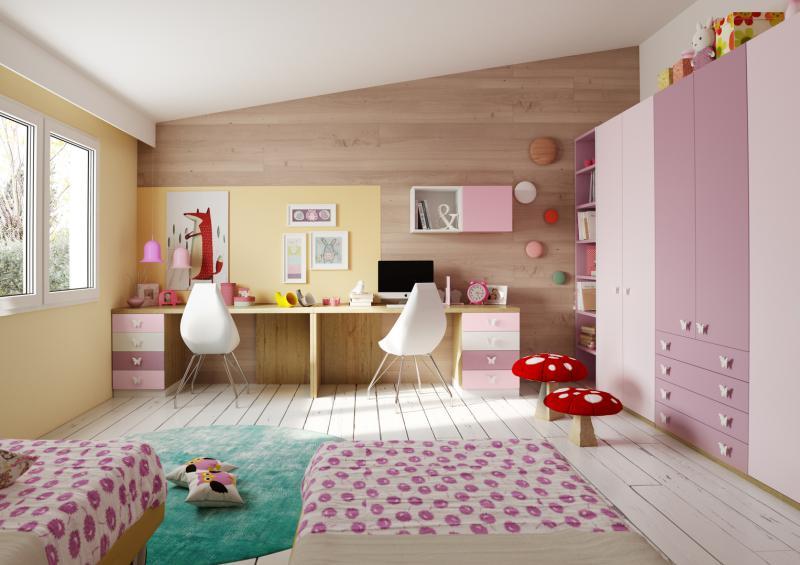 Camerette moderne tutto mobili arredamento camere - Camerette giessegi opinioni ...