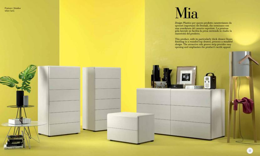 Mia gruppo com e comodini moderno imab tutto mobili for Mobili ufficio como