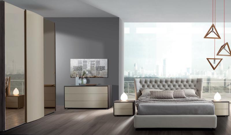 Camere da letto moderne tutto mobili arredamento camere - Camere da letto moderne roma ...