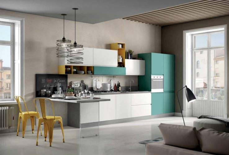 Cucina arianna landini tutto mobili for Landini cucine