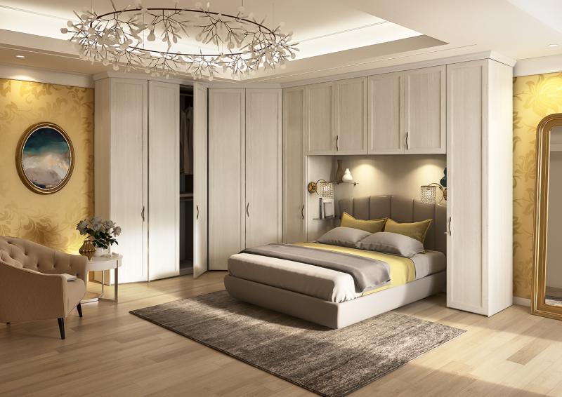 Camere da letto classiche tutto mobili arredamento for Mobili da ufficio roma