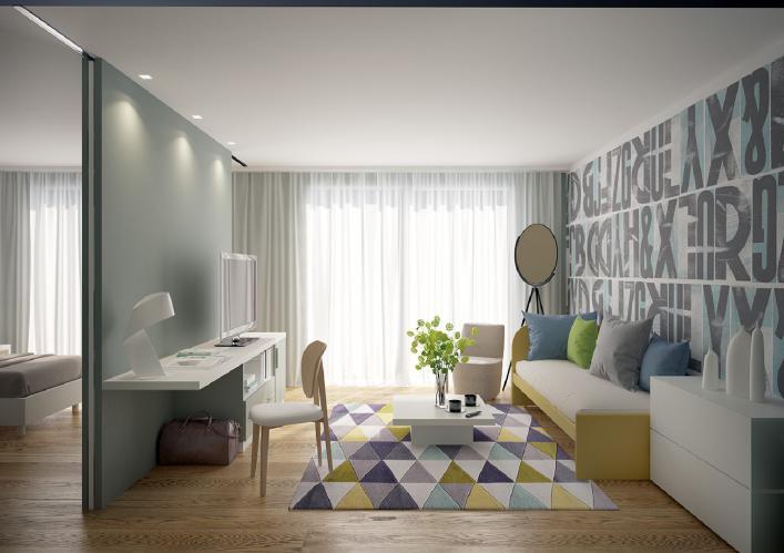 Contract stanza san francisco tutto mobili arredamento for Meka arredamenti orari