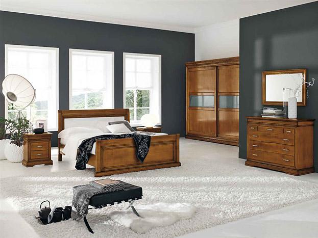 Camere da letto classiche tutto mobili arredamento - Camere da pranzo classiche ...