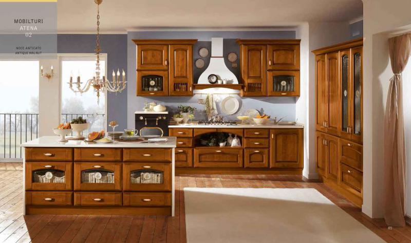 Cucine classiche tutto mobili arredamento camere cucine ufficio roma - Cucina athena mondo convenienza ...