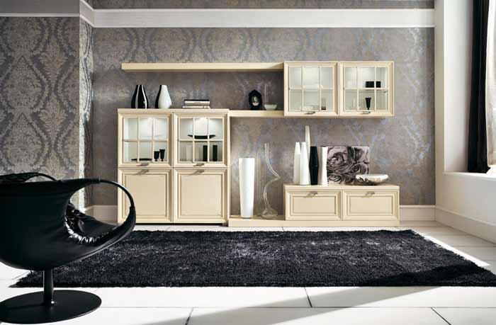 Soggiorno classico tutto mobili arredamento camere for Soggiorno classico contemporaneo