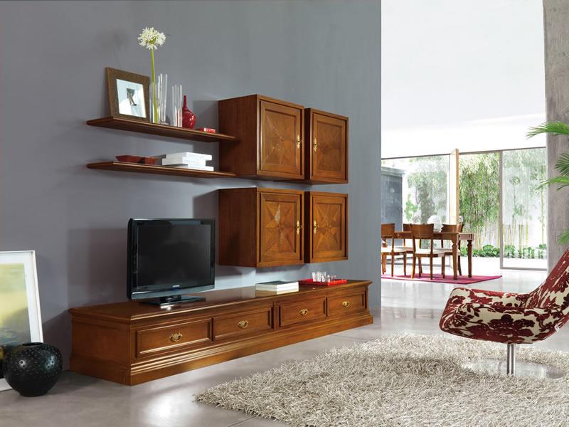 Soggiorno classico tutto mobili arredamento camere for Arredamento classico roma