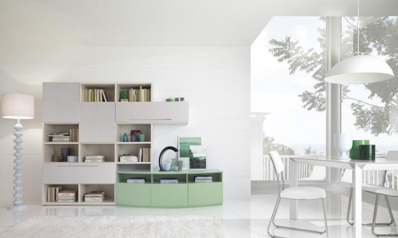 Soggiorno moderno tutto mobili arredamento camere - Soggiorno moderno roma ...