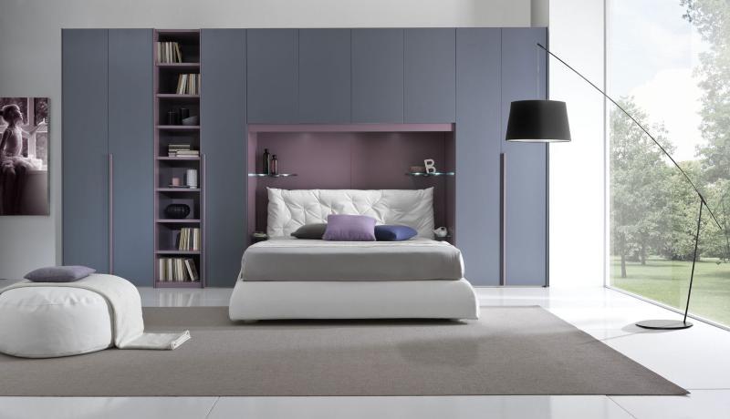 Camere da letto moderne pag 2 tutto mobili arredamento for Mobili da ufficio roma