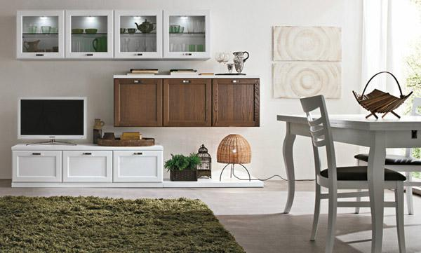 Soggiorno Classico pag. 2  Tutto Mobili, arredamento camere cucine ufficio Roma