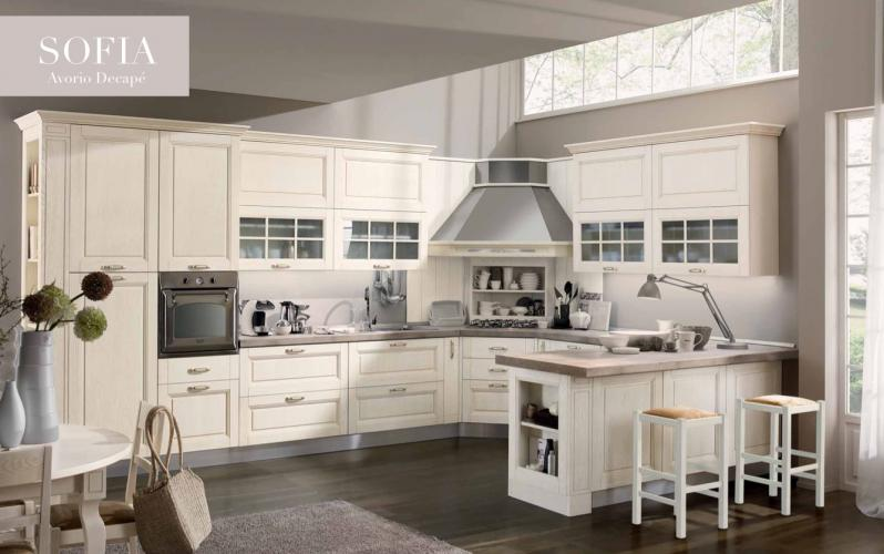 Cucina Sofia € 2490.00 | Tutto Mobili, arredamento camere cucine ...