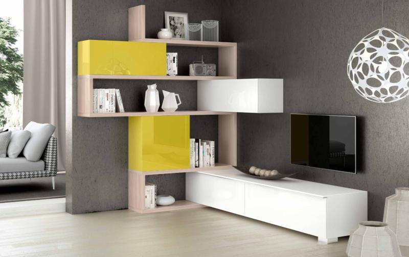 Soggiorno moderno tutto mobili arredamento camere - Mobili arredamento roma ...