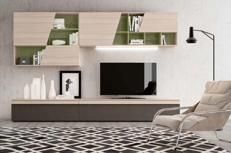 Soggiorno moderno tutto mobili arredamento camere for Immagini mobili soggiorno moderni