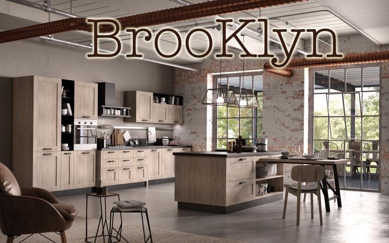 Cucina landini brooklyn 2190 tutto mobili arredamento for Landini cucine
