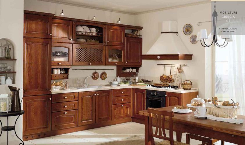 Cucina giorgia tutto mobili arredamento camere cucine - Colonne bagno mondo convenienza ...