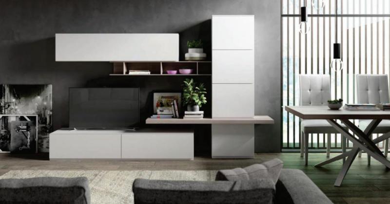 Soggiorno moderno tutto mobili arredamento camere for Mobili giorno moderni
