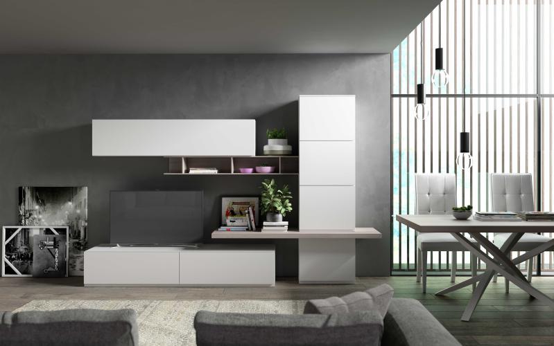 Soggiorno Living Moderno Giessegi - Comp.574 € 1380.00   Tutto ...