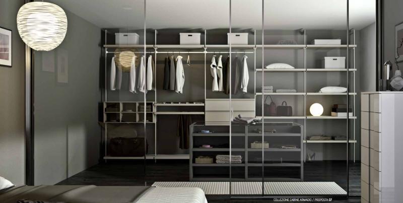 Cabine armadio tutto mobili arredamento camere cucine - Cabine armadio classiche ...