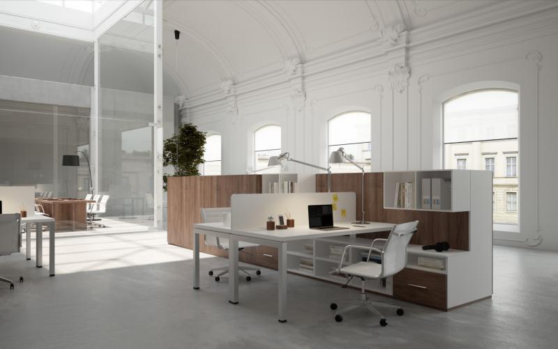 Office 64 tutto mobili arredamento camere cucine for Mobili da ufficio roma