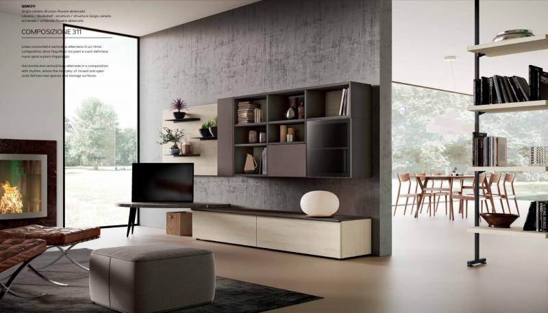 Soggiorno moderno tutto mobili arredamento camere cucine ufficio roma - Soggiorni moderni foto ...